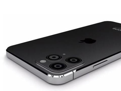 iPhone12系列渲染图曝光:硬朗的金属中框