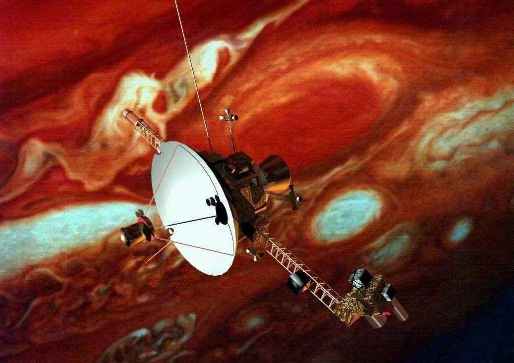 旅行者一号的外太空旅行日志,为何它可以飞出太阳系?