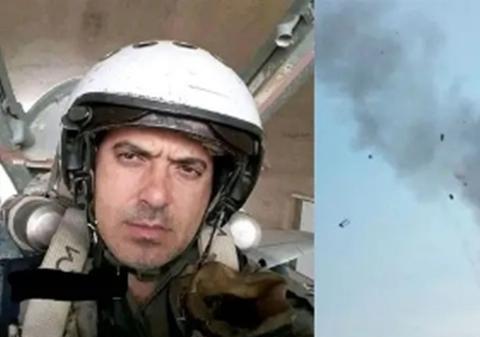米格29偷袭土耳其预警机遭反杀:就是装备枭龙战机,也一样被屠杀