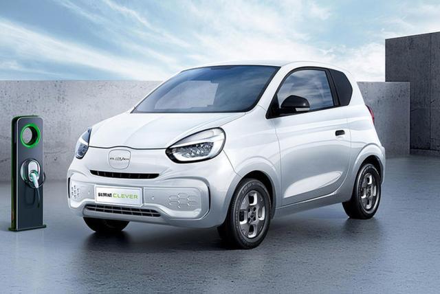 上汽科莱威CLEVER将于3月31日正式上市,定位纯电动微型车