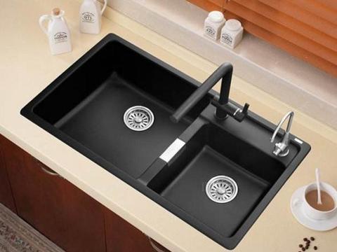 厨房水槽选不锈钢还是陶瓷?用过才来告诉你,保证用20年不用换