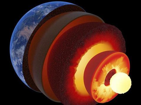地幔出现异物,面积相当于大陆面积,或是地球的底部世界