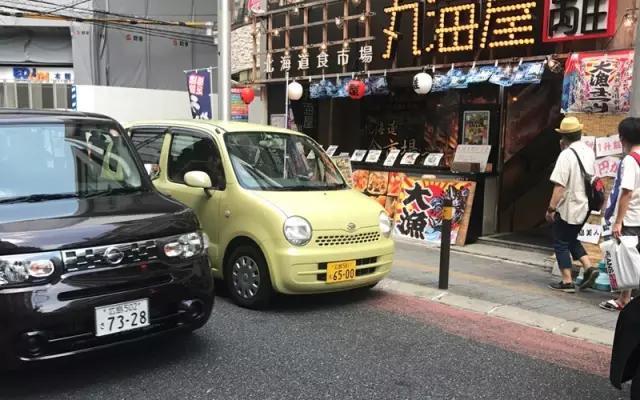 全球人都爱日系车,那日本人自己开什么车?