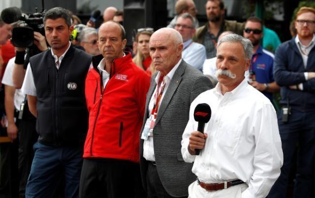 F1分站赛计划缩减至15到18场 收官时间超出11月