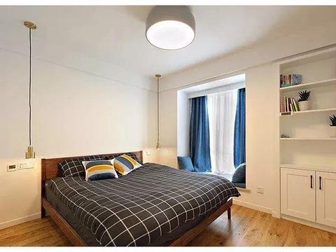 浪漫满屋卧室装得简简单单就好,不复杂才有更好的睡眠