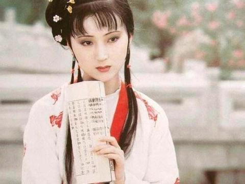 红楼梦——最经典的林妹妹,陈晓旭小时候长这样