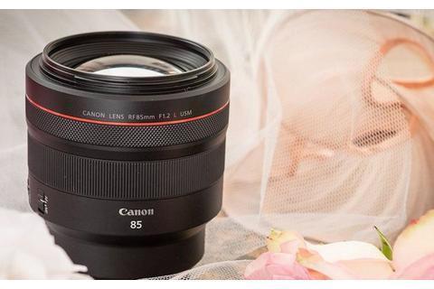 贵有贵的道理,经典人像定焦镜头佳能RF85mm F1.2 L USM