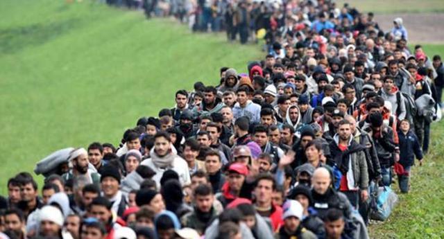 中东难民无家可回,西方称中国有责任收留,我国仅回了七个字