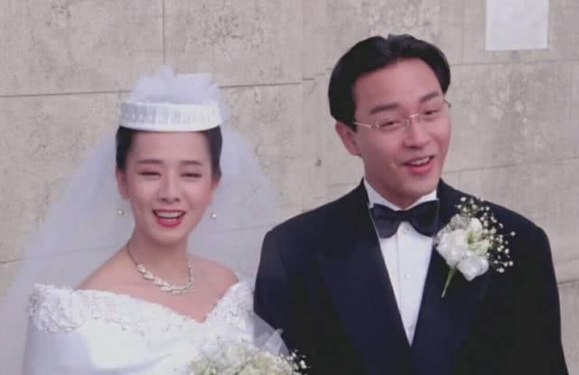 她是张国荣的前女友,三婚嫁给大14岁老公,如今60岁婚姻很幸福
