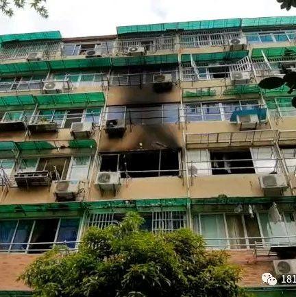 昨天凌晨杭州南肖埠出租房火灾,已排除他杀可能