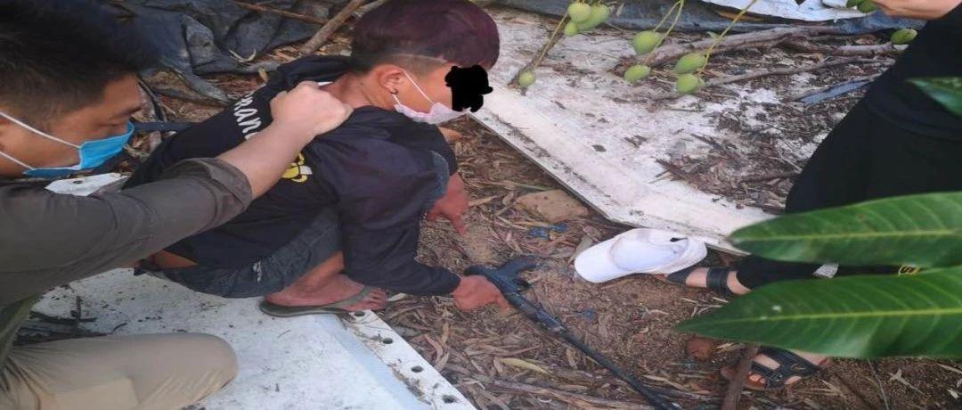 陵水警方成功端掉一个未成年人涉恶犯罪团伙