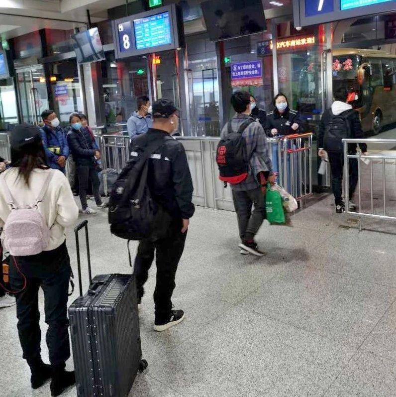 提醒!南京陆续恢复多个方向省际公路客运班线