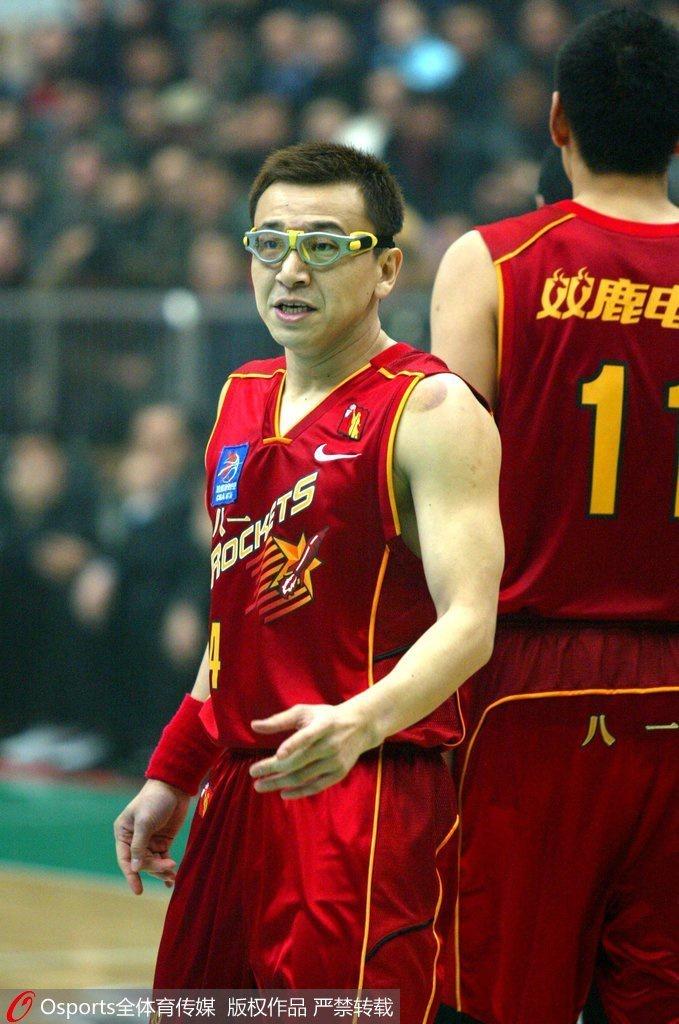 CBA史上五大控卫:刘炜居首 胡雪峰阿的江入选