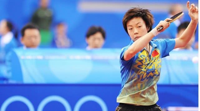 国乒四大魔王谁更强?她23岁成世乒赛大满贯,另三人奥运4次夺冠