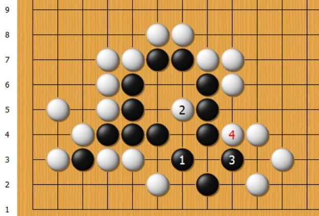 每日一题|03.26 黑棋本身做活眼位不足,有什么好办法?