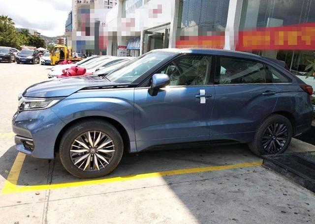 再等5天!本田又一新款SUV上市,尺寸加长四出排气,搭2.0T引擎