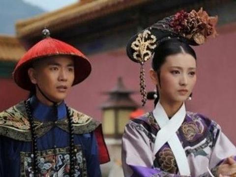 甄嬛传:张晓龙竟是斓曦的老师,二人的感情戏让彼此经常笑场!