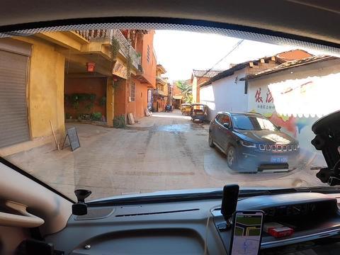 云南普者黑自驾车已无法进入需乘大巴?当地人带着走小路进入景区
