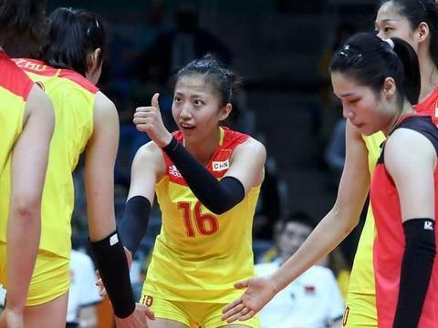 辽宁双子星和北京双娇,四位中国女排老将有可能2022年再退役