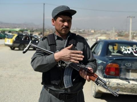 阿富汗锡克教圣殿攻击案夺25命 伊斯兰国宣称负责