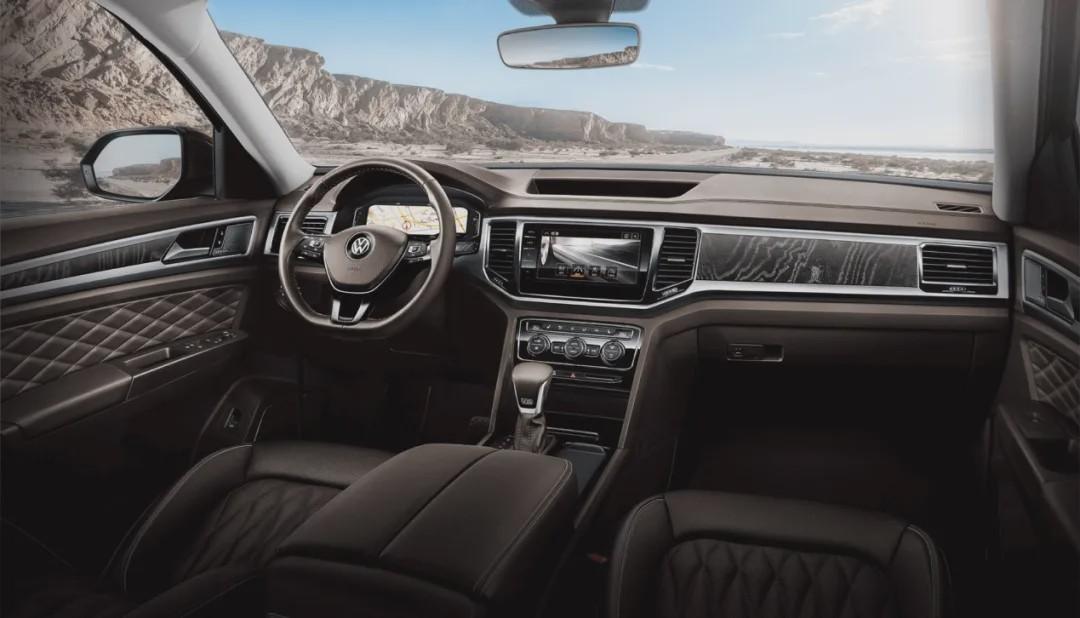 空间/动力都有亮点,40万元中大型四驱SUV推荐
