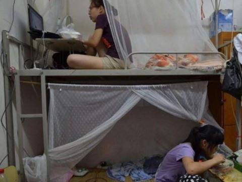 为什么女生住寝室都喜欢睡上铺,难道有什么特别的好处吗?