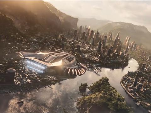 北美票房超过13亿美元,排名前十的科幻巨作,看飞船都这么扎眼!