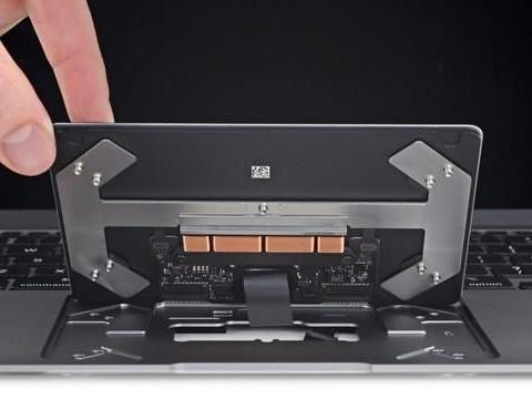 新版MacBookAir拆解报告出炉!新键盘厚度仅增0.5mm更易维修