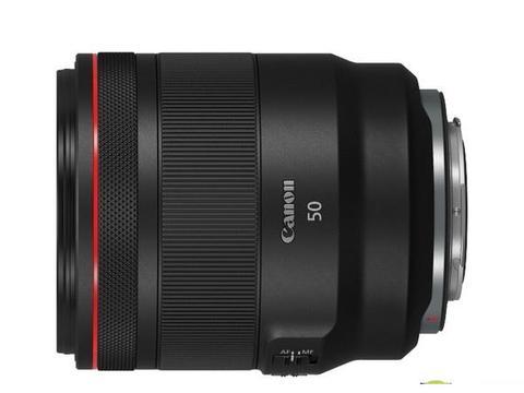 人像大光圈 佳能RF 50mm F1.2 L USM镜头
