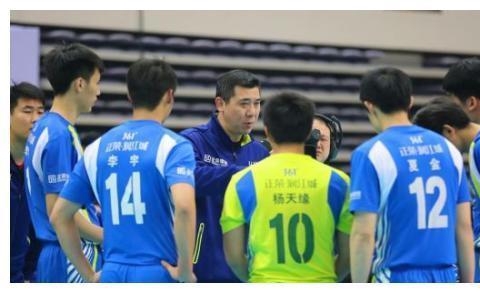 中国男排联赛迎重启良机,张晨于垚辰状态良好,目标仍是保三争冠