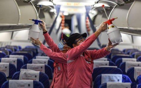 疫情当前,5000架航班停飞:美国将大批客机送进巨大飞机坟场