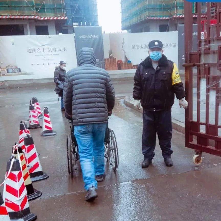 (视频)赵先生:小区1700多户居民,疫情期间只开一个门,现在能否再开一个?