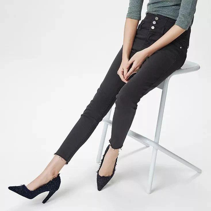 秦岚、江疏影都爱的魔术裤!显瘦修腿型,超显腿长!牛仔裤、小黑裤都来啦!