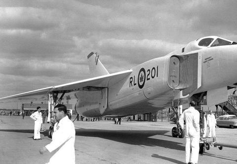诞生于一甲子前的战机,电传飞控堪比四代机,最终退出历史舞台