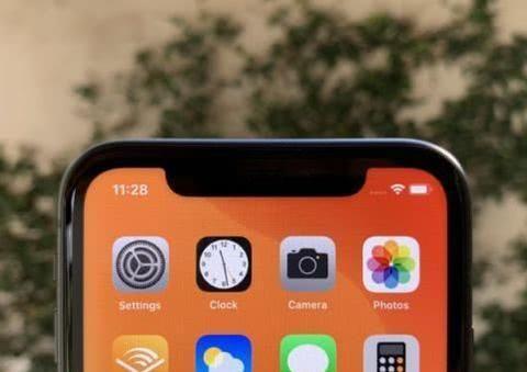 iOS14代码发现:无刘海iPhone,面部识别集成于边框?