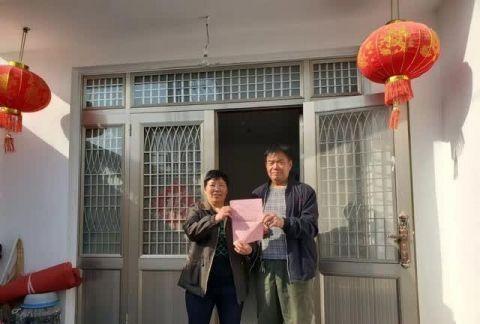 """淮阴区农房改善改到农民""""心坎上"""""""