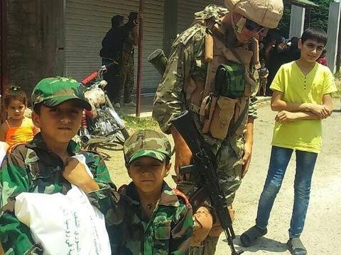 叙利亚战争远没有停火,叛军频频挑衅政府军,三国联军迎战土耳其