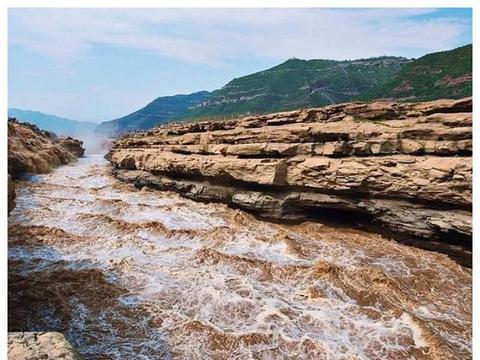 山西春游踏青:上党门,云丘山,黄河壶口瀑布,太行山大峡谷