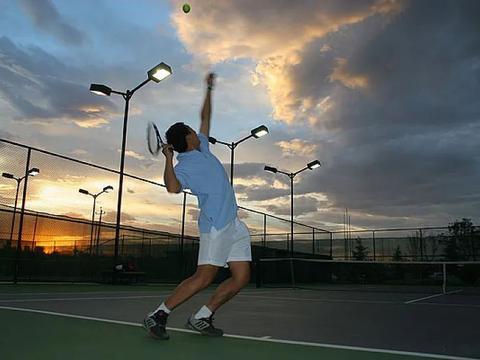 网球魅力之海森堡不确定性