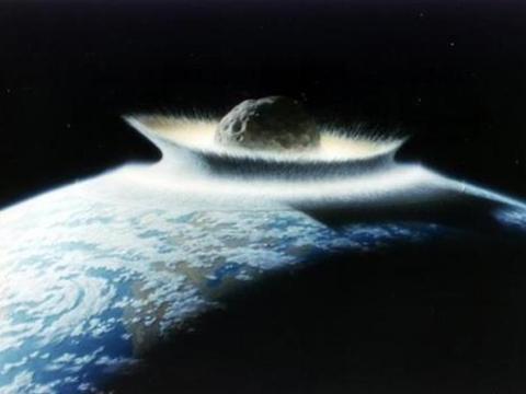 20亿年前的陨石坑中,铺满千吨黄金,一旦开采全球经济崩溃