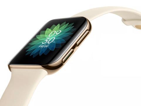 OPPO首款智能手表,它相比Apple Watch到底惊艳在哪里?