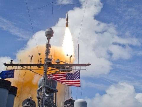"""美国花巨资订购反导拦截弹,精准摧毁相当于""""用子弹拦子弹"""""""