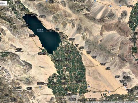 美国加州的超级农场,将规模化和集约化发挥到了极致,一家几万亩