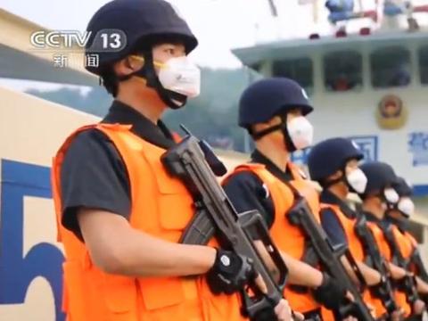 第91次中老缅泰湄公河联合巡逻执法结束