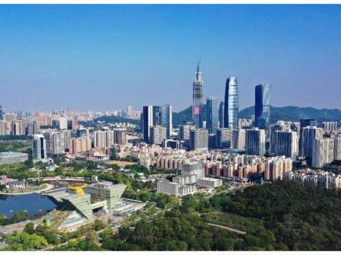 广东最低调的地级市,连续3年入选新一线城市,GDP即将破万亿!