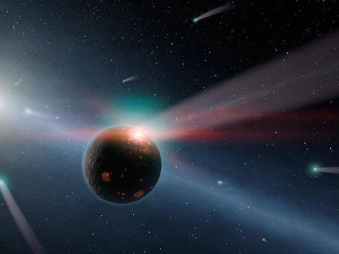 生命来源于地球吗,还是来源于宇宙,难道我们都是外星人?