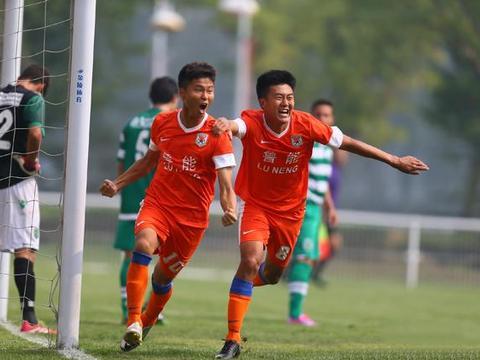 夹缝中成长的鲁能青训10号,最该踢出来的U23,曾比段刘愚更出色