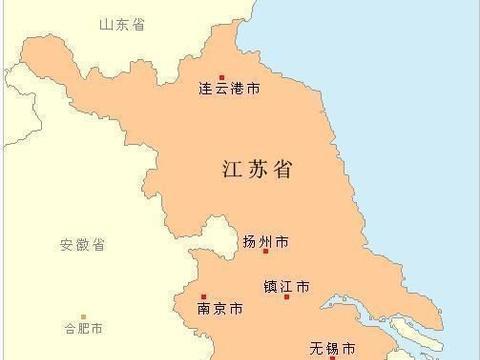 """江苏省一个市,人口超800万,因""""环城皆盐场""""而得名!"""