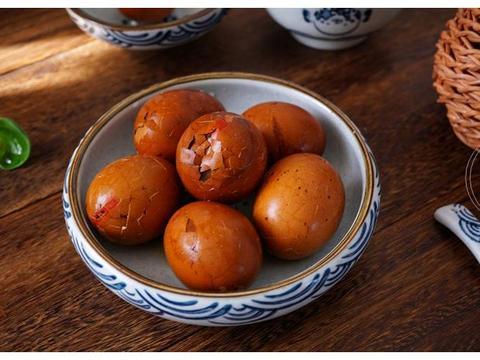 明日春分,竖完鸡蛋吃茶叶蛋吧,详细比例配方在此,个个都入味