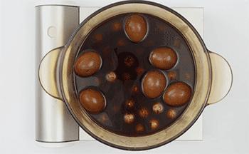 茶叶蛋,中国的传统食物之一,经常吃可不好哦,简单做法